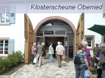 Klosterscheune Oberried